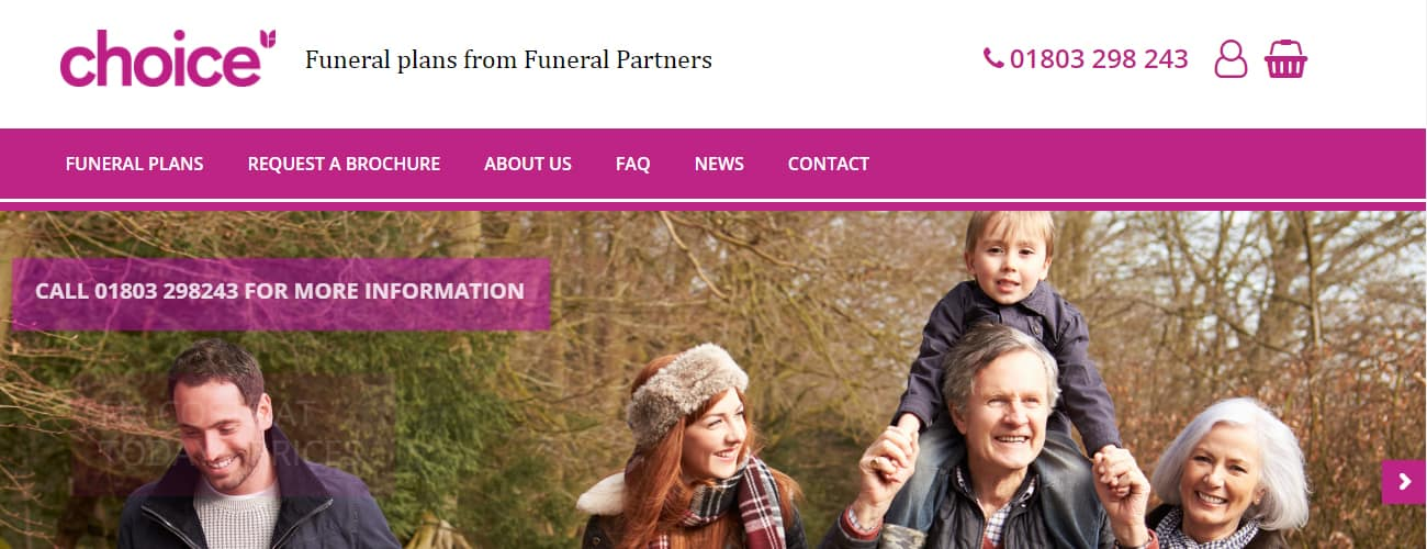 Choice Funeral Plans